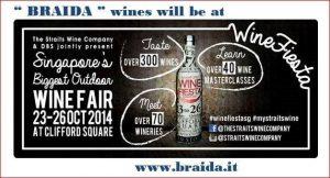 braida wines  wine fiesta 2014