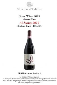 slow wine 2015 vino ai suma 2012 braida bologna barbera top jpg