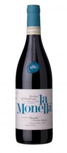 NATALE La Monella BRAIDA bottiglia singola GIFT CONFEZIONE REGALO